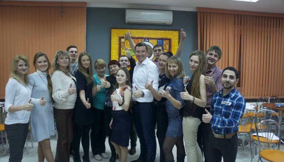 Тренинг для компании «Ла Гомера»  г. Челябинск