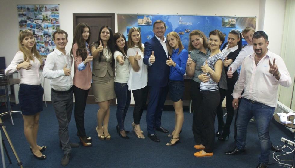 Тренинг для компании «Азимут» г. Краснодар