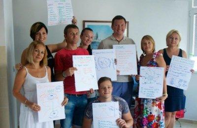 Тренинг для компании «IVC HPA» в Черногории