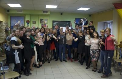 Тренинг для филиала «Альфа» г. Нижний Новгород