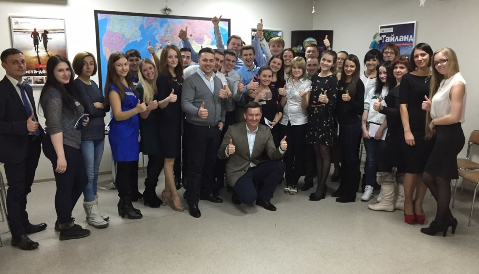 Тренинг по продажам для компании «Орион» (Красноярск)
