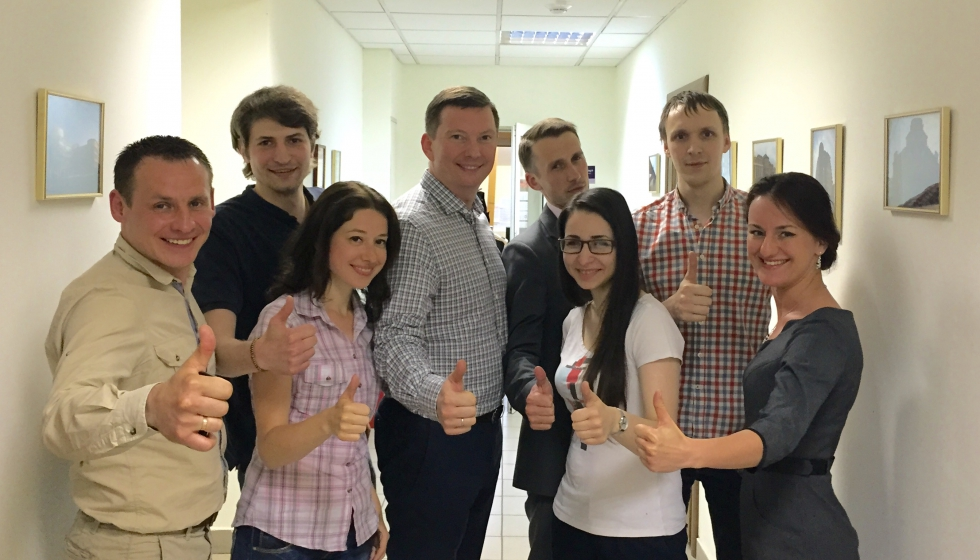 Тренинг «ВИН Инжиниринг» г. Москва