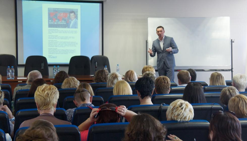 Тренинг для компании «Современные Технологические Линии»