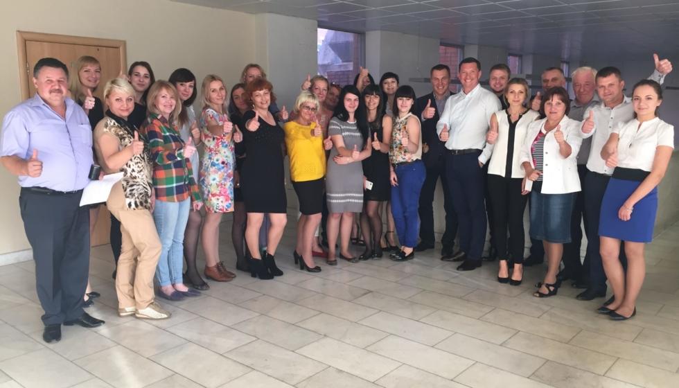 Тренинг для руководителей компании «СТЛ» Москва.