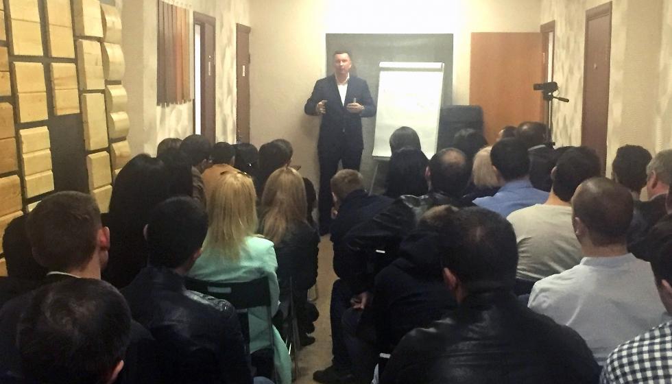 Тренинг для компании ООО «ЛЕСПРОМТОРГ» г. Москва