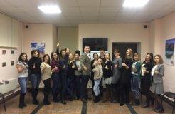 Тренинг для компании Vacation Group г. Новый Уренгой