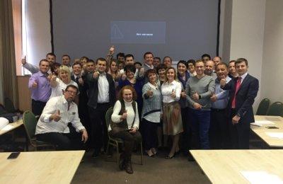 Тренинг для региональных представителей СК «РЕСПЕКТ»