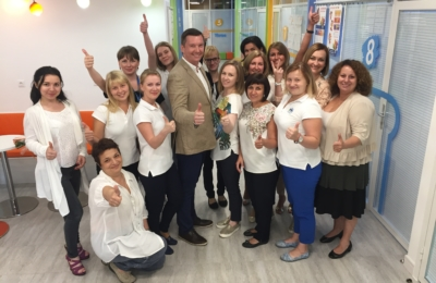 Тренинги для сети школ «ILS.International Language School»