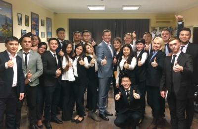 Тренинг в Алматы для компании «Art Asia»