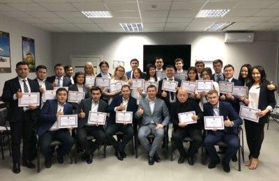 Тренинг в городе Астана для компании «Art Asia»