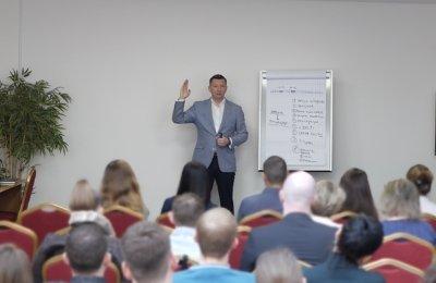 Тренинг для компании «Ипотечное агенство Югры»