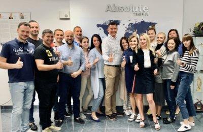 Тренинг для компании «Absolute» на о. Тенерифе