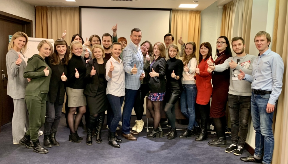 Тренинг для компании «МастерПак» город Петрозаводск