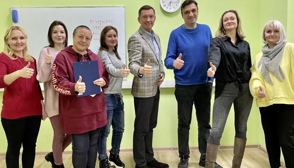 Тренинг для компании «Алкоклиник» Москва