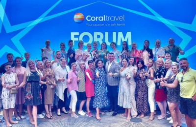 Тренинг для туристической компании Coral Travel